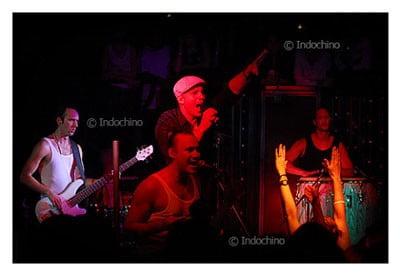 Musiciens de Calle Real