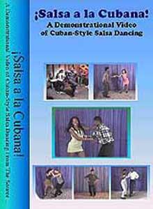 DVD Salsa a La Cubana #2