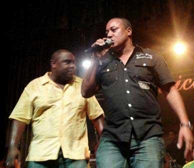 Manuel Denis (Denis y su Swing) & Habana D'Primera